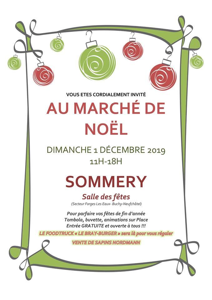 Marché de Noël à Rouen